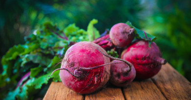 Beets: Fight Inflammation & Lower Blood Pressure